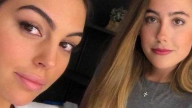 Photo of Georgina Rodriguez oferece presente milionário à irmã