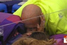 Photo of Iury e Daniel Monteiro começaram o dia aos beijos. Foi isso que irritou a mãe?
