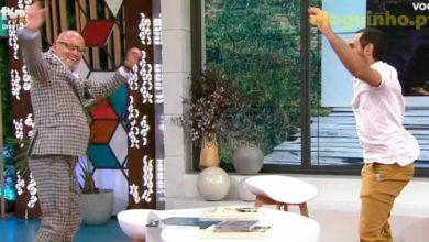 Photo of TVI: Goucha e Rui Alves a dançar de forma ENERGÉTICA no Você na TV