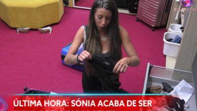 "Photo of Sónia, chora faz as malas e diz que vai desistir ""Palhaçada dentro desta casa"""