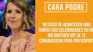 Photo of Pipoca Mais Doce entraria num Big Brother VIP?