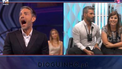 """Photo of Big Brother: A VOZ dá """"estouro"""" no Cláudio Ramos em directo"""