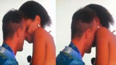 Photo of Daniel Guerreiro e Soraia muito próximos… quase deu beijo!