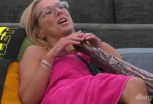 Photo of Big Brother. Teresa explode com Noélia