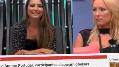 Photo of Teresa e Big Brother estão a ser noticia no brasil… pelos piores motivos!