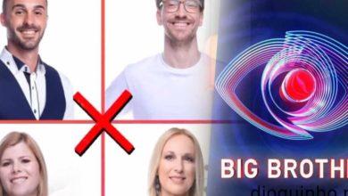 Photo of Diogo e Daniel Guerreiro lideram sondagem Big Brother 2020