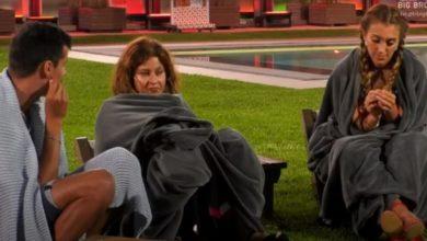"""Photo of Sandrina fala com Pedro e Iury: """"Se fossemos nomeados, saíamos os três"""""""