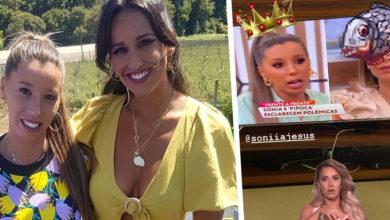 "Photo of Rita Pereira chama ""rainha"" a Sónia e critica 'A Pipoca Mais Doce'"