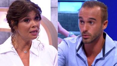 Photo of Gisela frente a frente com Daniel Guerreiro, após dizer que ele poderia ser gay