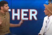 Photo of TVI. Edmar explode em direto no Você na TV