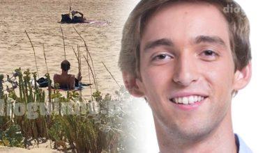 Photo of Casa dos Segredos: Diogo Semedo foi banhos em praia gay e até fez novos amigos