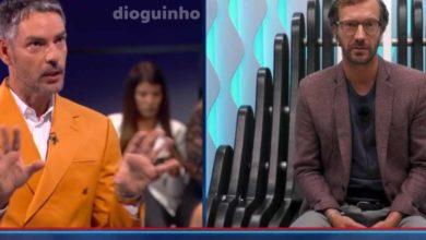 Photo of Big Brother. Cláudio Ramos REAGE à polémica com Diogo