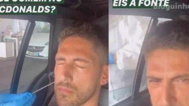 Photo of Ângelo Rodrigues faz teste ao Covid-19 e fica com os olhos em lágrimas