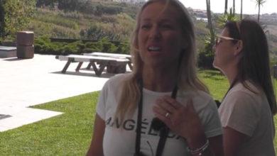 """Photo of Teresa explica o motivo das suas reações: """"Estou a sentir a menopausa"""""""