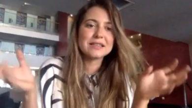 Photo of Ana Catharina respondeu a tudo num direto