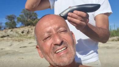 Photo of Manuel Luís Goucha rapa o cabelo e mostra tudo nas redes sociais