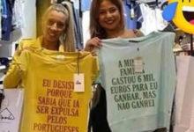 """Photo of Sónia e Sandrina ficam de sorriso amarelo com """"presente"""""""