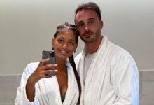 Photo of Soraia mostra-se em fato de banho e Daniel Guerreiro comenta
