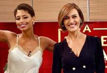 """Photo of Fátima Lopes fica rendida a Soraia """"Adoro o teu coração"""""""