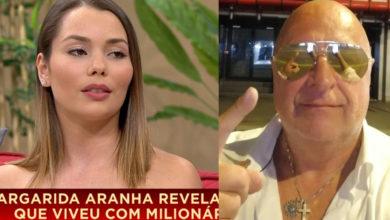Photo of Margarida Aranha foi à TVI falar do pesadelo que viveu com o empresário Suíço