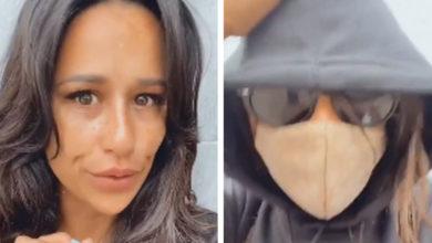 """Photo of Rita Pereira foi disfarçada ao mercado: """"A parte que não é fixe de ser conhecido"""""""