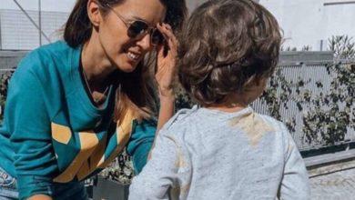 Photo of Maria Cerqueira Gomes dedica texto emotivo ao filho de três anos