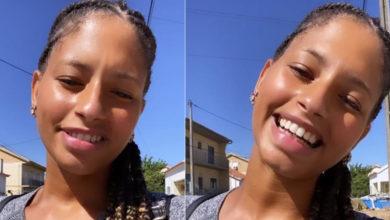 """Photo of Soraia partilha vídeo inspirador: """"Pausa na Bolacha Soraia!"""""""