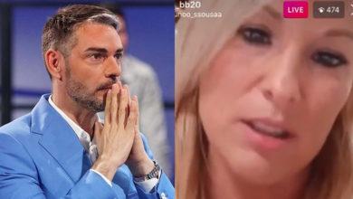 "Photo of Teresa critica Cláudio Ramos ""Ele rebaixou os concorrentes"""