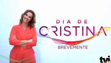 Photo of Cristina Ferreira foi espreitar o cenário do 'Dia de Cristina'. Revelados detalhes