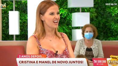 """Photo of Cristina Ferreira AVISA: """"Não há lugar para todos [na TVI]"""""""