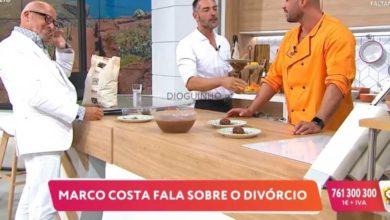 """Photo of Marco Costa AZIA em directo """"Uma pessoa vem falar de bolo e querem falar de outras coisas"""""""