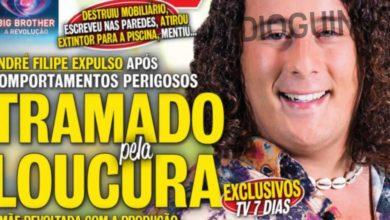 Photo of André Filipe FRITOU da pipoca… e a namorada entrou na «casa»