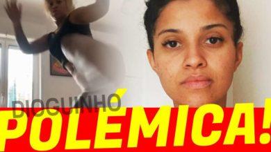 Photo of VÍDEO: Blaya assusta filha e acaba bastante criticada