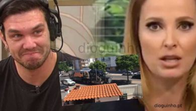 Photo of Camião do Ben: Cristina Ferreira leva Ruben Vieira e ele entra em grande!