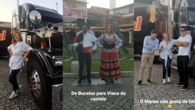 Photo of Audiências. «Somos Portugal» com dedo de Cristina Ferreira, leva CACETADA