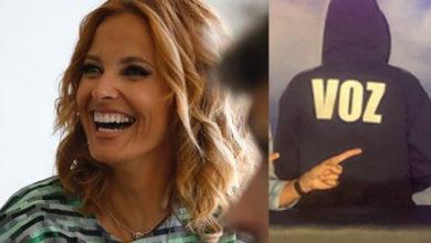 """Photo of Cristina Ferreira conheceu hoje a Voz do 'Big Brother': """"Demorei 17 anos"""""""