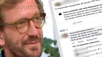 Photo of Big Brother: Diogo Cunha CAUSA REVOLTA no grupo de apoio