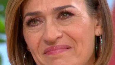 Photo of Fátima Lopes chora em direto no 'A Tarde É Sua'