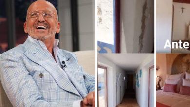 """Photo of Obras no monte! Manuel Luís Goucha mostra """"antes"""" e """"depois"""""""