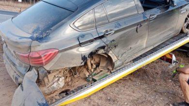 Photo of Cantor Leandro sofre acidente aparatoso e explica tudo!