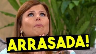 """Photo of Noélia ARRASADA como comentadora """"tem que aprender a falar"""""""