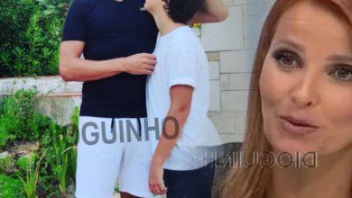 Photo of INÉDITO: Filho de Cristina Ferreira surge em fotografia, e mostra parte do rosto
