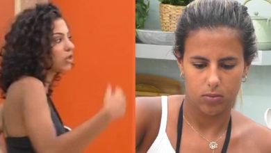 """Photo of Joana andou a meter VENENO… Jéssica ficou revoltada """"Joana está arrumada para mim"""""""