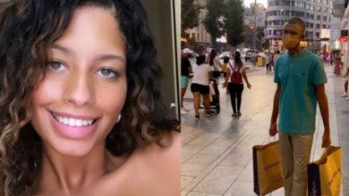 """Photo of Soraia partilha vídeo com o irmão: """"Adoro surpreender-te"""""""