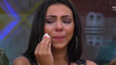 Photo of VERGONHA ALHEIA! Jéssica F. chora ao saber da combinação de nomeações