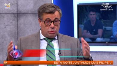 """Photo of Quintino Aires ARRASA o 'Big': """"É uma pequena florzinha"""""""