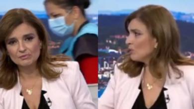 Photo of INSÓLITO: Empregada de limpeza 'invade' direto da RTP3. Jornalista ficou aborrecida!