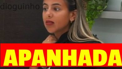 Photo of Joana do Big Brohter NOVAMENTE apanhada. Hipócrita.