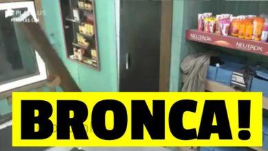 Photo of BRONCA n' A Fazenda! Concorrente tem ataque e destrói a «casa»