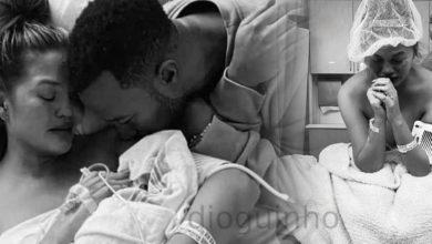 """Photo of John Legend e Chrissy Teigen perdem terceiro filho """"Estamos chocados…"""""""